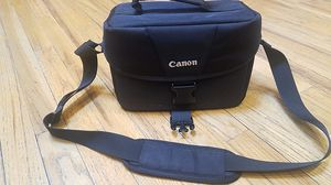 Canon camera bag for Sale in Lake Oswego, OR