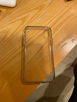 iPhone XR Spigen Ultra Hybrid Clear Case for Sale in Issaquah, WA