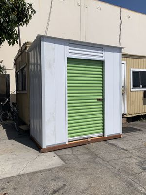 Storage SHED 4x8x8 for Sale in Los Angeles, CA