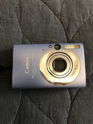 Canon digital camera for Sale in San Diego, CA