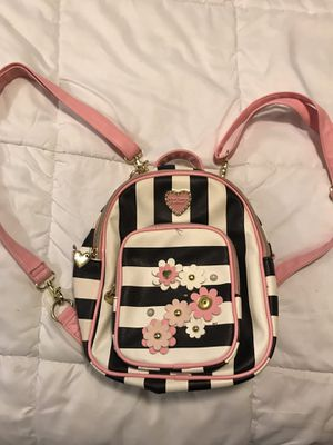 Betsy Johnson backpack for Sale in Lake Stevens, WA