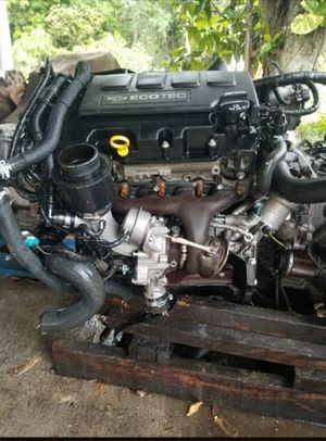 2012 2016 chevy 1.4 turbo engine trax cruze sonic for Sale in Winter Garden, FL