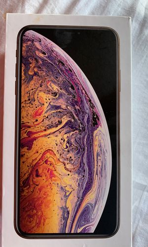 iPhone XS Max 256gb for Sale in Gardena, CA