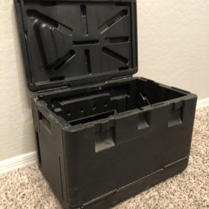 Homelite Hardcase Carrying Case Chainsaw Case Tool Storage With Locking Unit for Sale in Gilbert, AZ