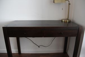 Wooden Writing Desk and Chair for Sale in Brookline, MA