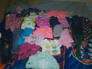 Baby girl clothes size. 12mos for Sale in Jacksonville, FL