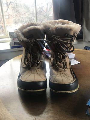 JBU Faux Fur Waterproof boots (size 8) for Sale in Boston, MA
