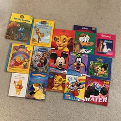 15 Used Disney Children Books 💟 Sold In A Bundle for Sale in Hacienda Heights,  CA