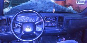 99-07 gmc parts car black extended cab for Sale in Richmond, CA