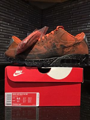 Nike Air Max 90 Mars Landing size 9.5 for Sale in Springfield, VA