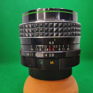 REXAGON 28MM F2.8 M42 MOUNT VINTAGE LENS for Sale in Los Angeles, CA