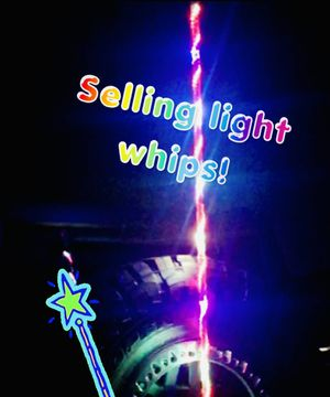 Light whips! 🎆 for Sale in Fontana, CA