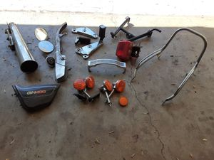Suzuki GN400 motorcycle parts for Sale in Los Angeles, CA