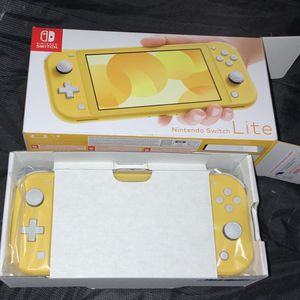 Nintendo Switch Lite Never Used Brand New for Sale in Fort Lauderdale, FL
