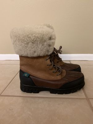 Ralph Lauren boots size 7 for Sale in Palm Harbor, FL