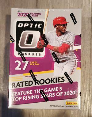 Factory Sealed 2020 Donruss Optic Baseball Blaster Box for Sale in Norwalk, CA