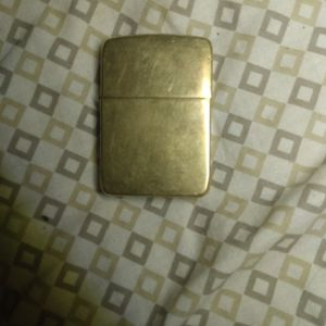 Brass Zippo Lighter for Sale in LA, US