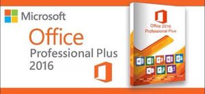 Microsoft office 2016 professional plus. In home installation and delivery. for Sale in Tacoma, WA