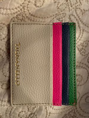 Tignanello wallet card holder for Sale in Martinsburg, WV