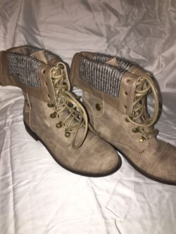 Just fab Lace-up Boots for Sale in Portland,  OR