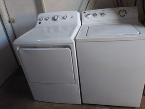 "GE WASHER AND GAS DRYER "" LIKE NEW "" for Sale in Bakersfield, CA"