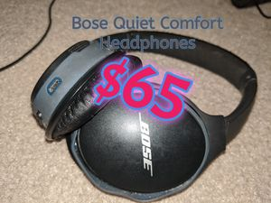 *Used *Bose Quite Comfort Headphones for Sale in Vancouver, WA
