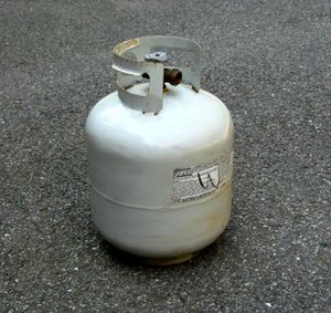 Propane gas tank for Sale in Roswell, GA