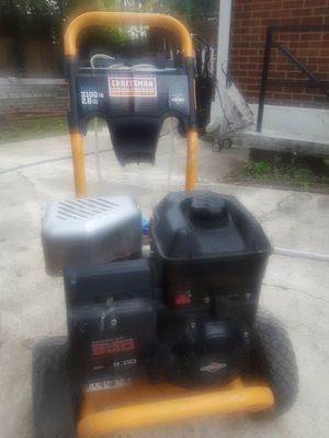 Power washer crafsman 3100 psi for Sale in Alexandria, VA