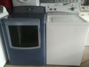 KENMORE ELITE WASHER & DRYER SET for Sale in Lake Worth, FL