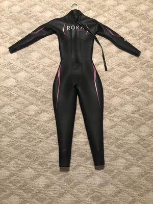 ROKA Maverick Comp Triathlon Wetsuit. Women's Med/Long for Sale in Gary, IN
