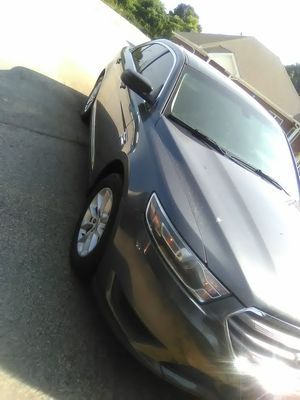 Inside the 2015 Ford Taurus for Sale in McDonough, GA