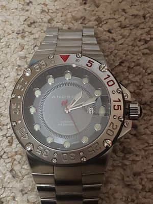 New Automatic Swiss Android Divemaster #AD903 Men's Watch for Sale in Boca Raton, FL