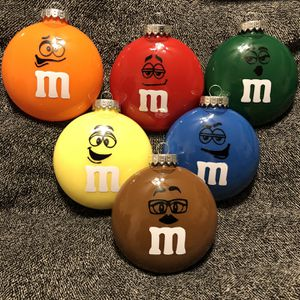 Customized M&M Christmas Ornaments for Sale in Newport, RI
