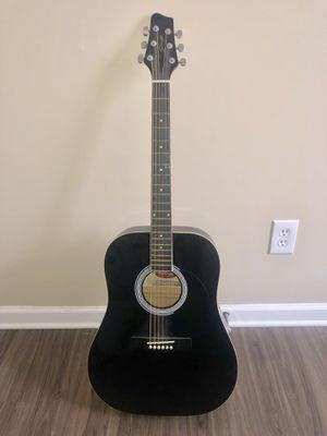 Acoustic Guitar w/ Carrier Bag for Sale in Atlanta, GA