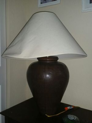Lamp for Sale in West Palm Beach, FL
