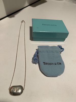 Tiffany & Co Bean Design Pendant/Necklace for Sale in Los Angeles, CA