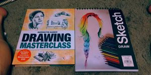 Both for 10 drawing books for Sale in Murfreesboro, TN