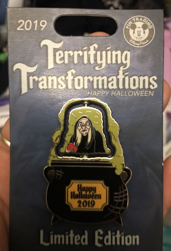 Limited Edition Evil Queen Disney Pin