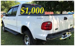 ⚡️📗⚡️URGENT $1,OOO For Sale 2OO2 Ford F-15O clean title original owner⚡️📗⚡️ for Sale in Washington, DC