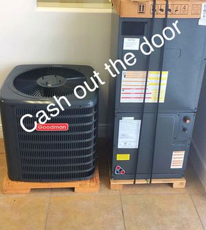 New 2 ton Goodman Air Condition split system for Sale in Orlando, FL