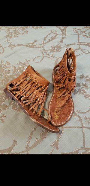 Sam Edelman fringe sandals 6.5 for Sale in Peoria, AZ