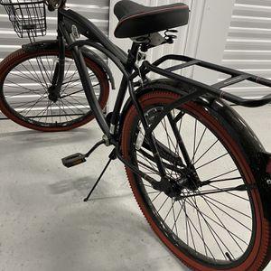 "Huffy 26"" Nel Lusso Cruiser Bike (Black) for Sale in Valrico, FL"