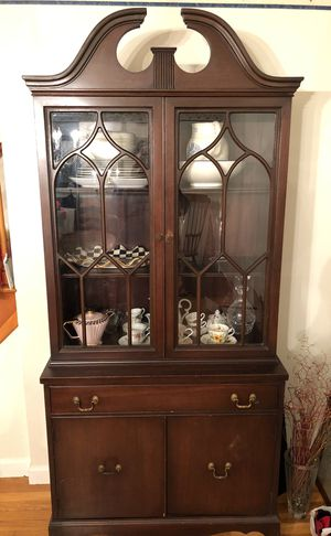 China cabinet for Sale in South Attleboro, MA