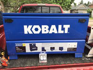 Kobalt job box for Sale in Columbus, OH