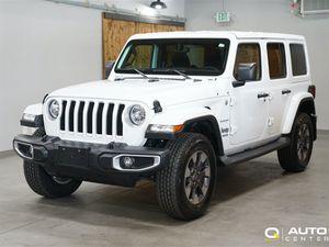 2018 Jeep Wrangler Unlimited Sahara for Sale in Lynnwood, WA