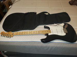 Fender Player series Strat guitar for Sale in San Antonio, TX