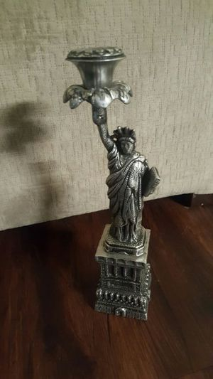 Statue of liberty candle holder for Sale in Los Angeles, CA