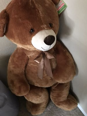 Plush pals giant stuffed bear for Sale in Colorado Springs, CO