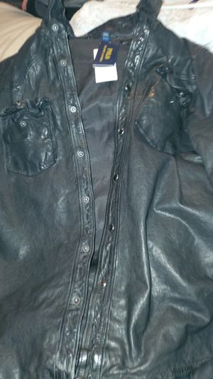 Ralph Lauren leather nwt for Sale in Wichita, KS