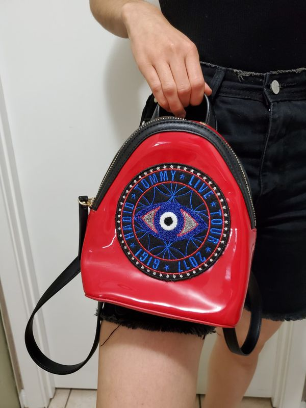 Tommy Hilfiger x Gigi Hadid Mini Backpack